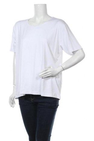 Дамска блуза Malva, Размер XXL, Цвят Бял, 92% вискоза, 8% еластан, Цена 12,29лв.