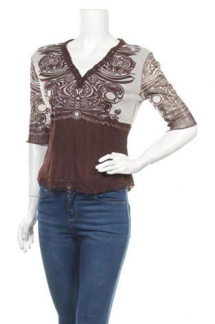 Дамска блуза Marc Aurel, Размер S, Цвят Кафяв, Цена 20,95лв.