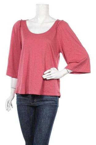 Γυναικεία μπλούζα Marc O'Polo, Μέγεθος M, Χρώμα Ρόζ , 50% μοντάλ, 50% βαμβάκι, Τιμή 10,72€