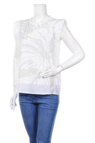Γυναικεία μπλούζα Weekend Max Mara, Μέγεθος XL, Χρώμα Λευκό, Τιμή 32,08€