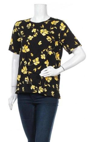 Дамска блуза Mbym, Размер M, Цвят Черен, Вискоза, Цена 31,50лв.