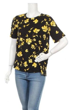 Дамска блуза Mbym, Размер M, Цвят Черен, Вискоза, Цена 36,75лв.