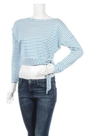Γυναικεία μπλούζα Miss Selfridge, Μέγεθος M, Χρώμα Μπλέ, 68% πολυεστέρας, 28% βισκόζη, 4% ελαστάνη, Τιμή 2,01€