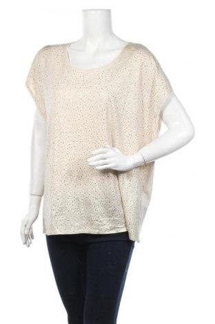 Γυναικεία μπλούζα Monari, Μέγεθος XL, Χρώμα  Μπέζ, 50% βαμβάκι, 50% μοντάλ, Τιμή 14,35€