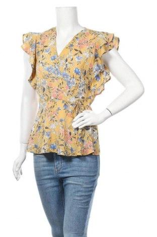 Дамска блуза Monteau, Размер S, Цвят Многоцветен, Полиестер, Цена 14,18лв.