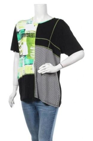 Дамска блуза Navigazione, Размер XXL, Цвят Многоцветен, 95% вискоза, 5% еластан, Цена 15,17лв.