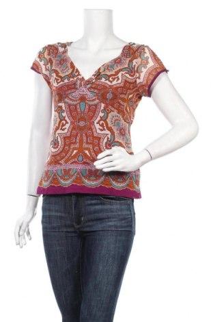 Дамска блуза Nicole by Nicole Miller, Размер L, Цвят Многоцветен, Полиамид, Цена 8,93лв.