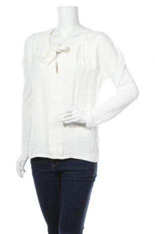 Дамска блуза Oui, Размер M, Цвят Екрю, Вискоза, еластан, Цена 57,42лв.