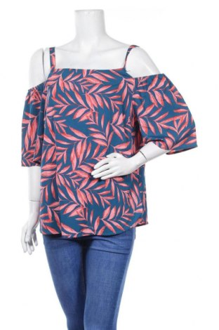 Дамска блуза Papaya, Размер XL, Цвят Син, Полиестер, Цена 16,96лв.