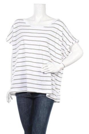 Дамска блуза Papaya, Размер XL, Цвят Бял, Памук, Цена 13,97лв.