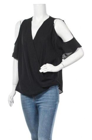 Дамска блуза Papaya, Размер XL, Цвят Черен, Полиестер, Цена 16,80лв.