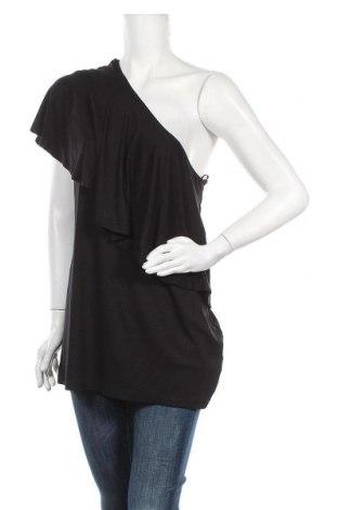 Дамска блуза Papaya, Размер XXL, Цвят Черен, 96% вискоза, 4% еластан, Цена 16,07лв.