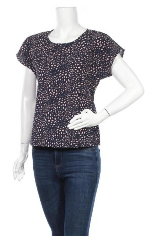 Дамска блуза Pieces, Размер XS, Цвят Син, 95% полиестер, 5% еластан, Цена 29,25лв.