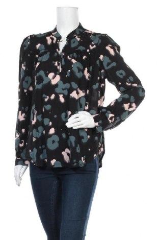 Γυναικεία μπλούζα Q/S by S.Oliver, Μέγεθος L, Χρώμα Πολύχρωμο, Βισκόζη, Τιμή 16,45€