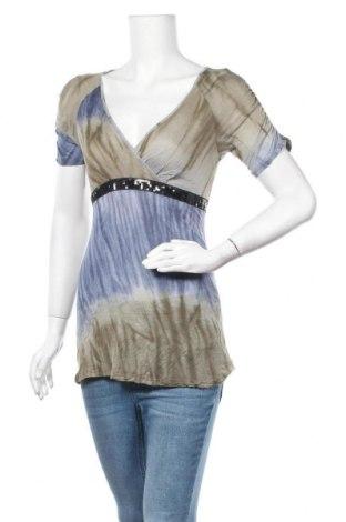 Дамска блуза Rick Cardona, Размер L, Цвят Многоцветен, Цена 13,39лв.