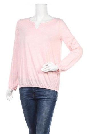 Bluză de femei S.Oliver, Mărime S, Culoare Roz, 54% viscoză, 45% poliester, 1% fire din metal, Preț 37,07 Lei