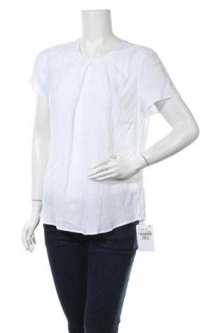 Дамска блуза Seidensticker, Размер M, Цвят Бял, Вискоза, Цена 28,47лв.