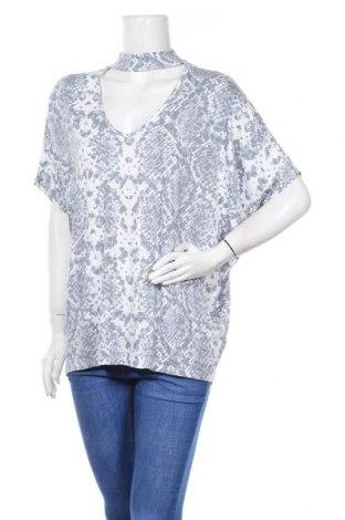 Дамска блуза Select, Размер L, Цвят Многоцветен, 92% вискоза, 8% еластан, Цена 5,71лв.