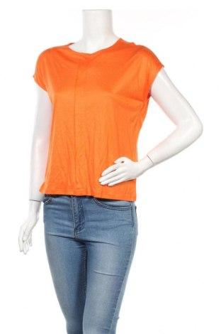 Дамска блуза Someday., Размер S, Цвят Оранжев, Модал, Цена 8,40лв.