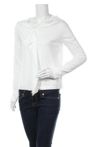 Дамска блуза Someday., Размер S, Цвят Бял, 50% памук, 50% модал, Цена 28,00лв.