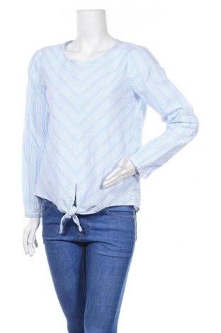 Γυναικεία μπλούζα Soya Concept, Μέγεθος M, Χρώμα Μπλέ, 70% βαμβάκι, 30% πολυεστέρας, Τιμή 9,05€