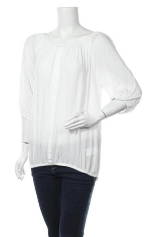 Γυναικεία μπλούζα Soya Concept, Μέγεθος L, Χρώμα Λευκό, Βισκόζη, Τιμή 4,32€