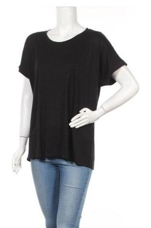 Γυναικεία μπλούζα Soya Concept, Μέγεθος L, Χρώμα Μαύρο, 93% lyocell, 7% ελαστάνη, Τιμή 15,80€