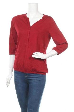 Γυναικεία μπλούζα Soya Concept, Μέγεθος S, Χρώμα Κόκκινο, 50% βαμβάκι, 50% μοντάλ, Τιμή 12,56€