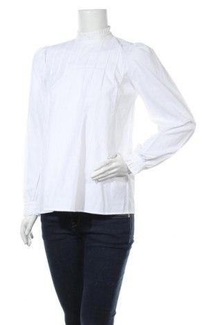 Γυναικεία μπλούζα Soya Concept, Μέγεθος XS, Χρώμα Λευκό, 53% πολυεστέρας, 47% βαμβάκι, Τιμή 17,64€