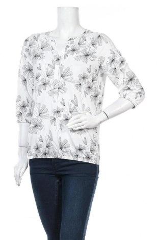 Γυναικεία μπλούζα Soya Concept, Μέγεθος S, Χρώμα Λευκό, 50% βαμβάκι, 50% μοντάλ, Τιμή 13,75€