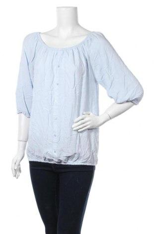 Γυναικεία μπλούζα Soya Concept, Μέγεθος L, Χρώμα Μπλέ, Βισκόζη, Τιμή 11,72€