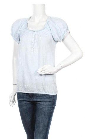 Γυναικεία μπλούζα Soya Concept, Μέγεθος M, Χρώμα Μπλέ, Βαμβάκι, Τιμή 6,82€