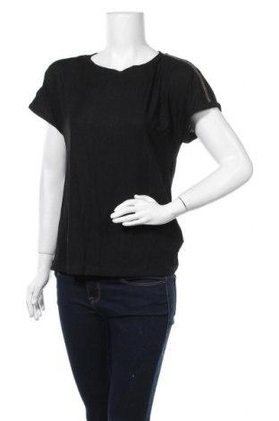 Γυναικεία μπλούζα Soya Concept, Μέγεθος S, Χρώμα Μαύρο, 96% πολυεστέρας, 4% ελαστάνη, Τιμή 9,35€