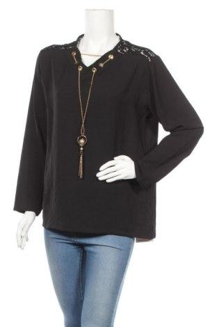 Γυναικεία μπλούζα Star by S...*, Μέγεθος M, Χρώμα Μαύρο, Πολυεστέρας, Τιμή 8,08€