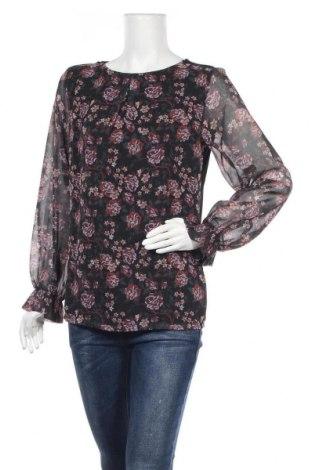 Дамска блуза Tamaris, Размер S, Цвят Черен, Полиестер, Цена 29,50лв.