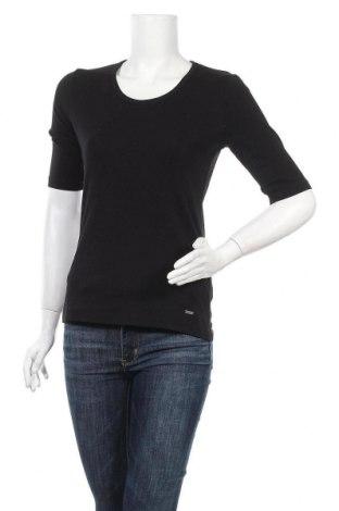 Γυναικεία μπλούζα Top Secret, Μέγεθος S, Χρώμα Μαύρο, Βαμβάκι, Τιμή 9,35€