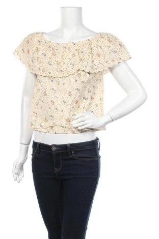Γυναικεία μπλούζα Tu, Μέγεθος M, Χρώμα  Μπέζ, Βαμβάκι, Τιμή 5,20€