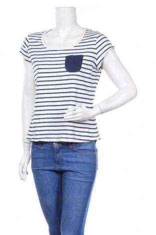 Γυναικεία μπλούζα Tu, Μέγεθος M, Χρώμα Λευκό, Βαμβάκι, Τιμή 4,97€