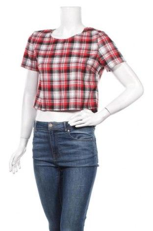 Γυναικεία μπλούζα Vert De Rage, Μέγεθος M, Χρώμα Πολύχρωμο, 80% πολυεστέρας, 17% βισκόζη, 3% ελαστάνη, Τιμή 1,59€