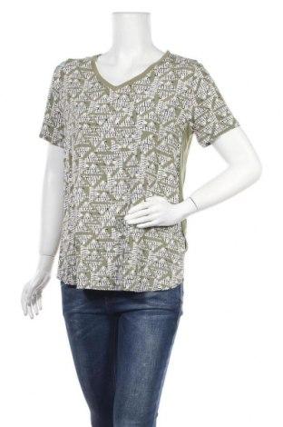 Дамска блуза Yaya, Размер M, Цвят Зелен, Цена 4,73лв.