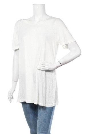 Γυναικεία μπλούζα Zay, Μέγεθος S, Χρώμα Λευκό, 80% βισκόζη, 20% λινό, Τιμή 10,39€