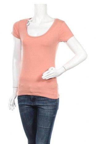 Дамска блуза Zebra, Размер S, Цвят Розов, 95% памук, 5% еластан, Цена 9,82лв.