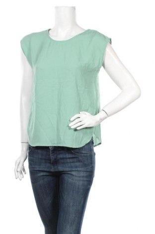 Дамска блуза Zebra, Размер S, Цвят Зелен, Полиестер, Цена 5,53лв.