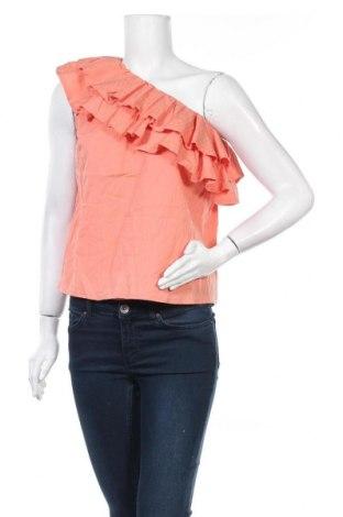 Дамска блуза Zebra, Размер L, Цвят Розов, Памук, Цена 14,96лв.