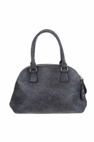 Дамска чанта, Цвят Сив, Еко кожа, Цена 15,02лв.