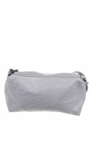 Дамска чанта, Цвят Сив, Еко кожа, Цена 6,56лв.