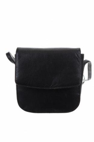 Дамска чанта, Цвят Черен, Естествена кожа, Цена 58,80лв.