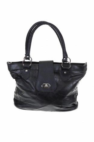 Дамска чанта, Цвят Черен, Еко кожа, Цена 25,73лв.