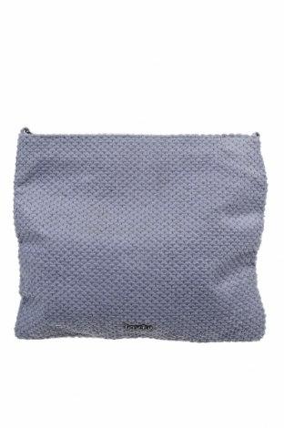 Дамска чанта, Цвят Син, Текстил, Цена 28,67лв.