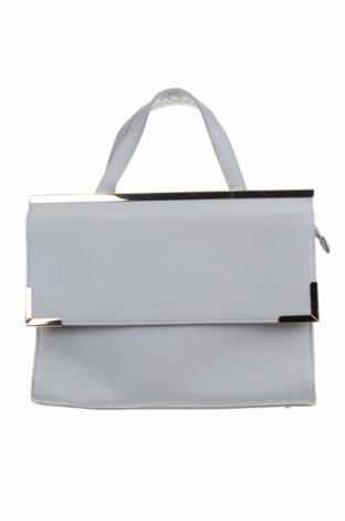 Γυναικεία τσάντα Atmosphere, Χρώμα Γκρί, Δερματίνη, Τιμή 19,74€